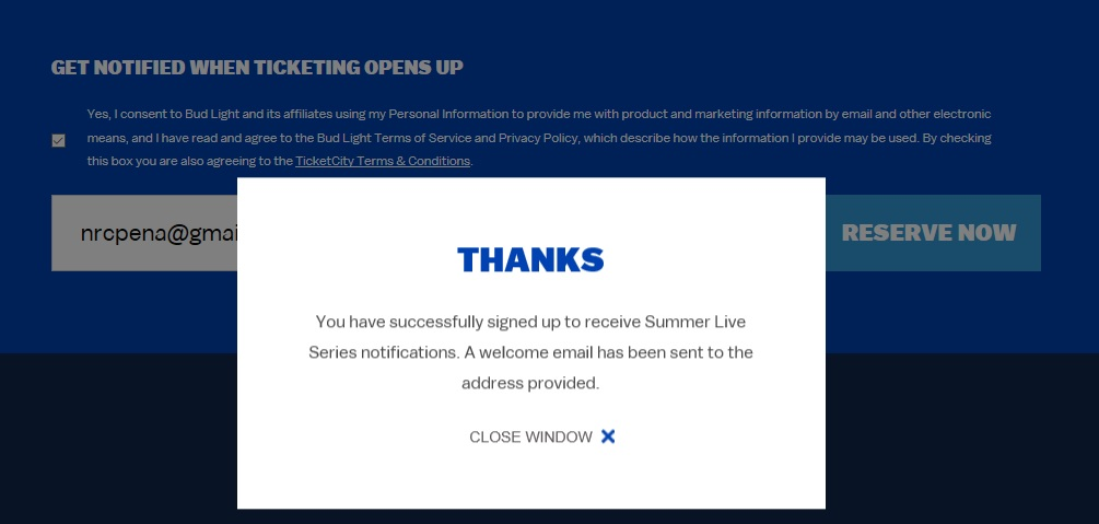 Budlight submit