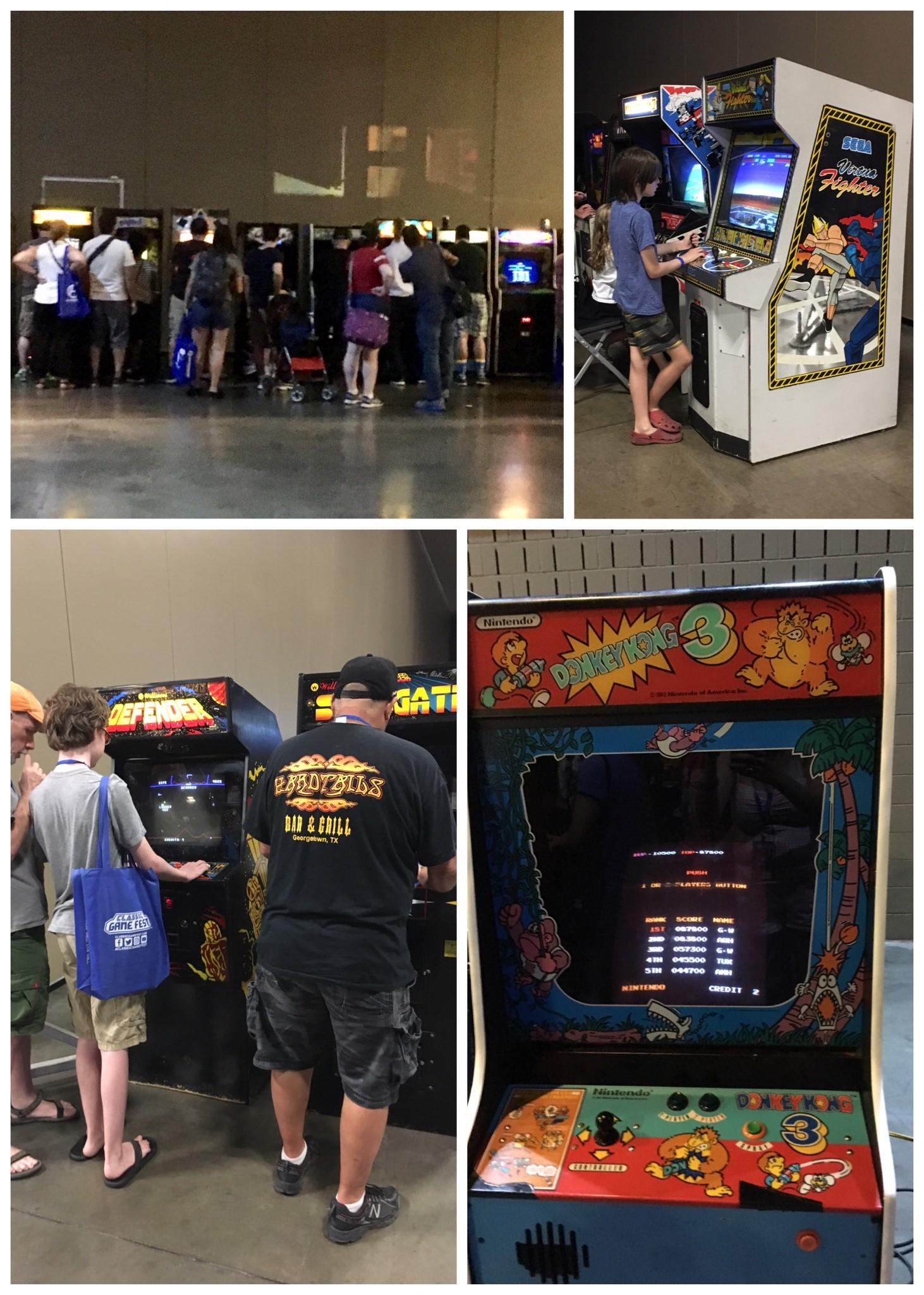 Classic Game 17 arcade