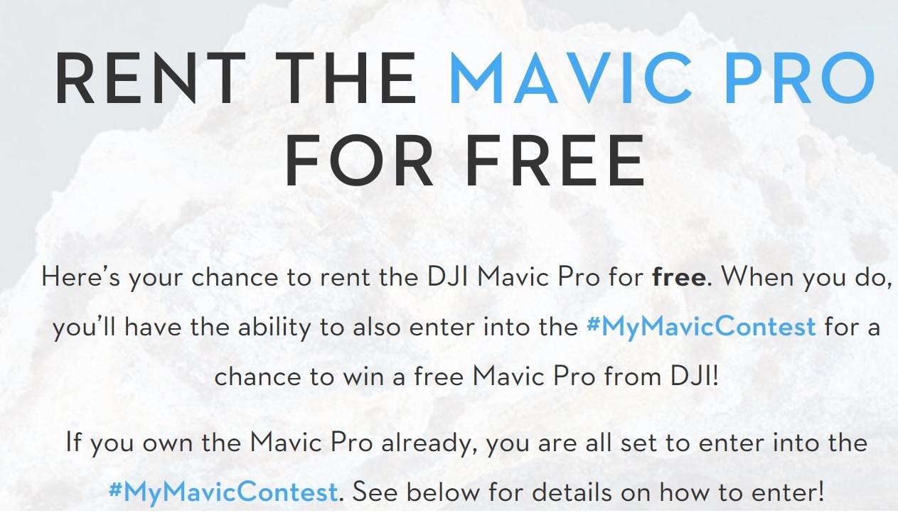 MAVIC Contest