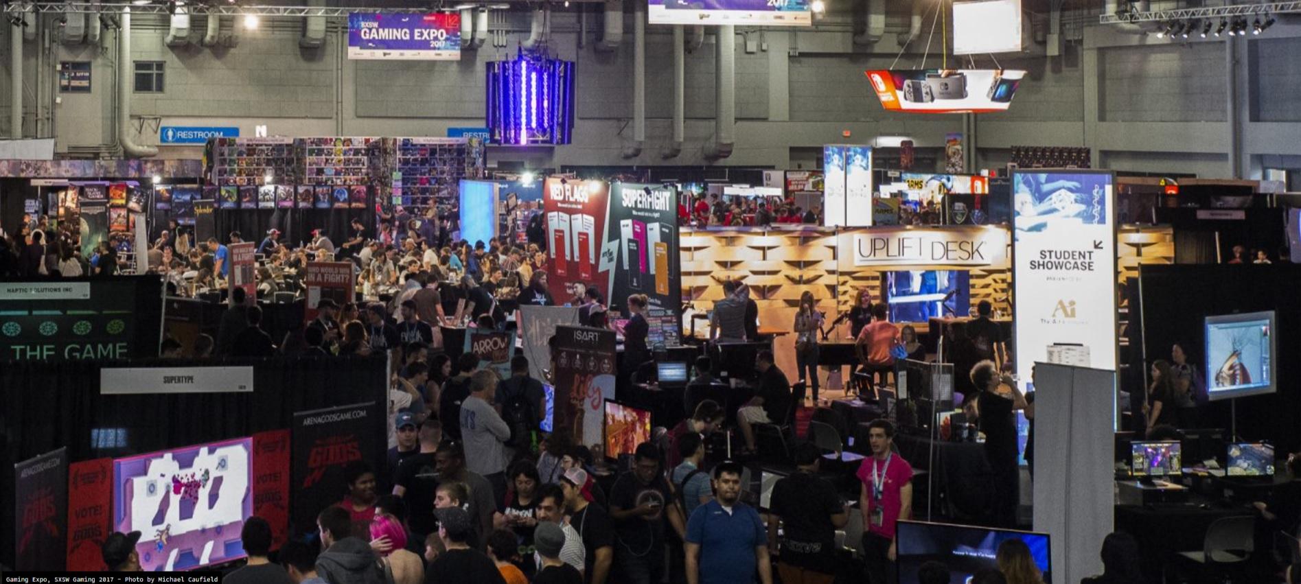 SXSW Gaming2018