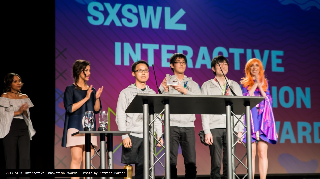 SXSW 2018 Inno Awards