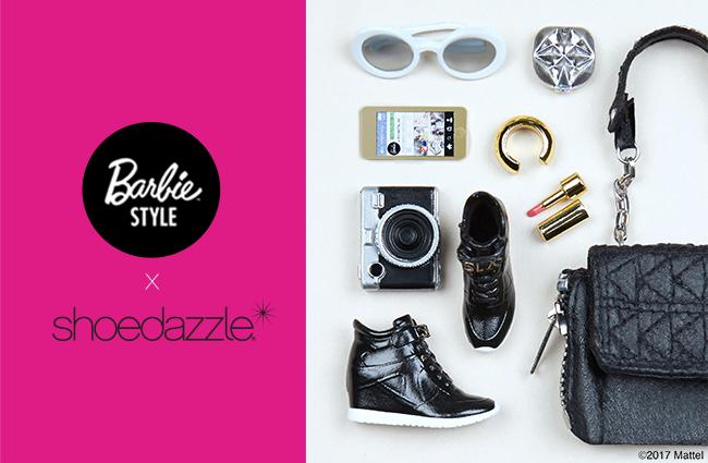 ShoeDazzle Barbie