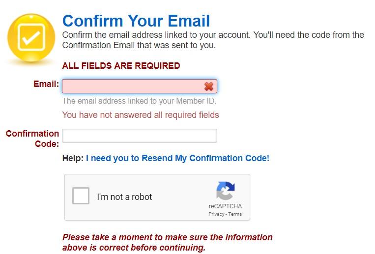 ComicCon Email Conf