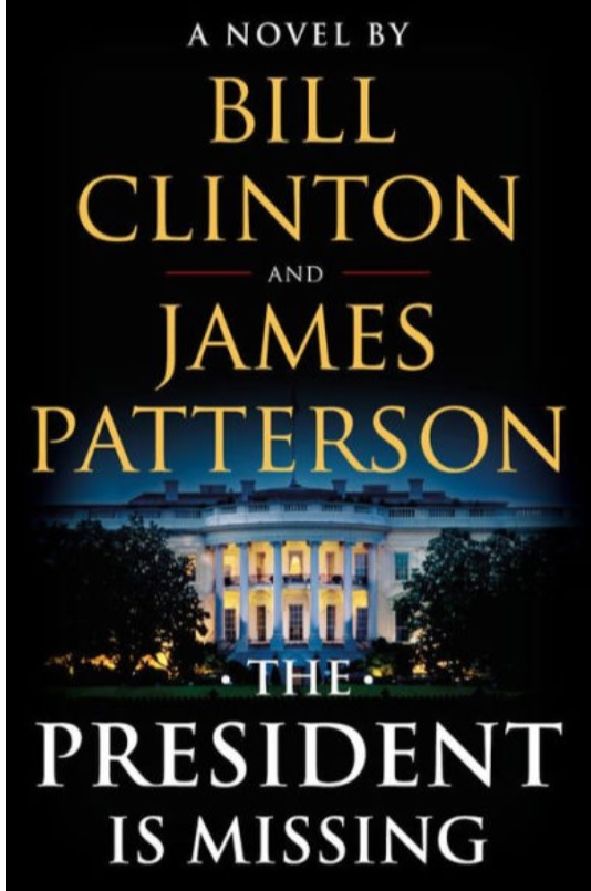 Bill Clinton 2018 Barnes and Nobles