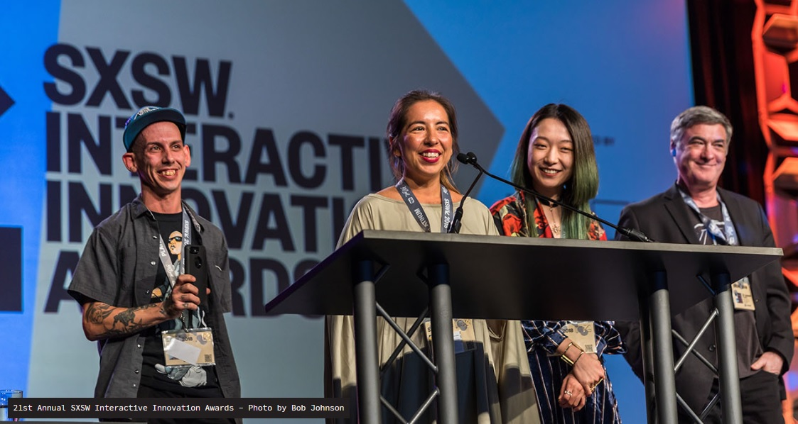 SXSW 2019 Innovation Awards