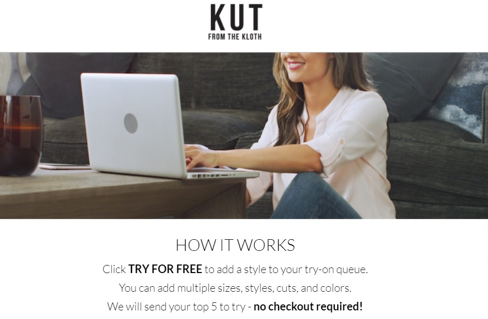 Kut from cloth how it works M