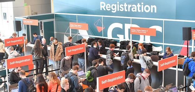 GDC 2019 Register