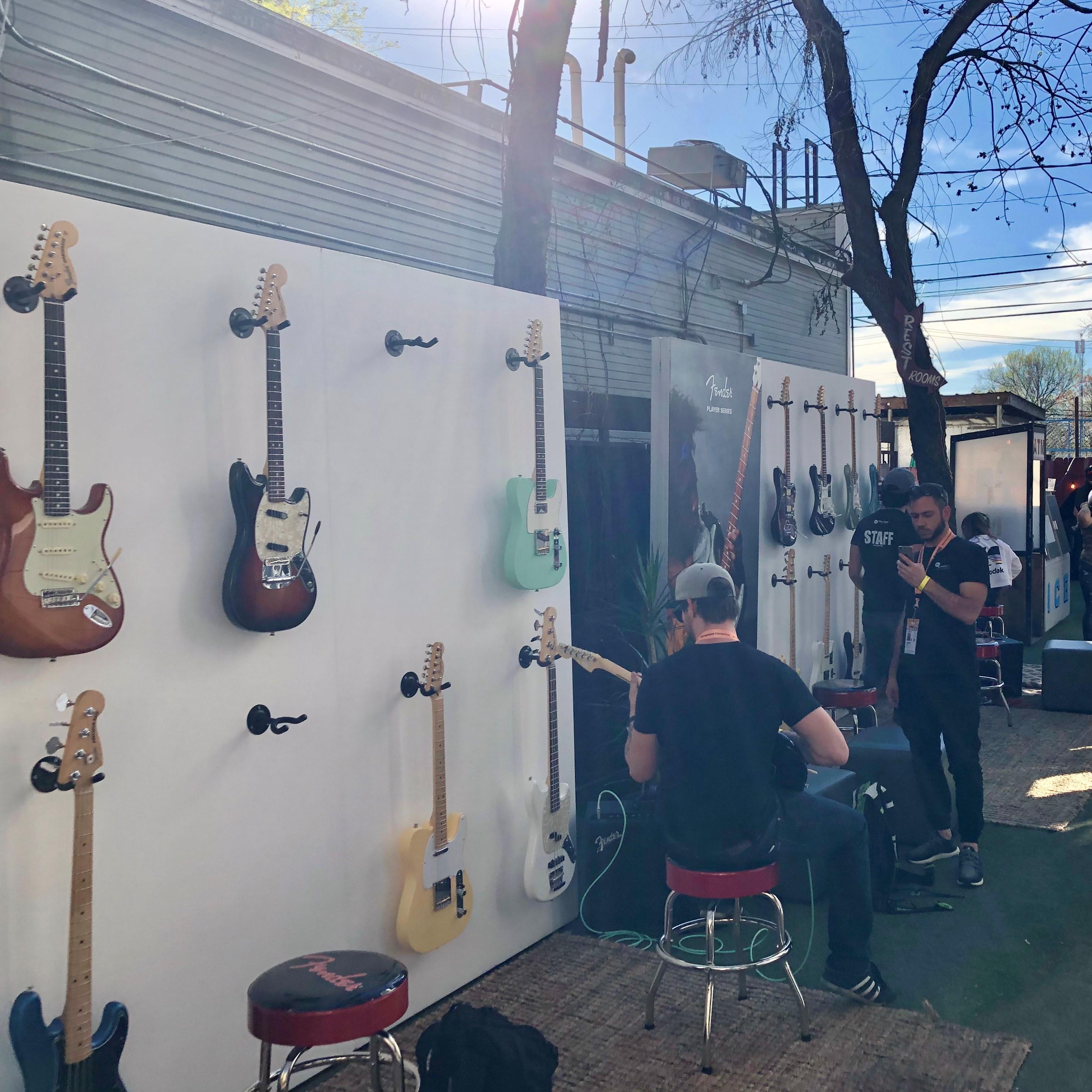 Fender 2 walls better
