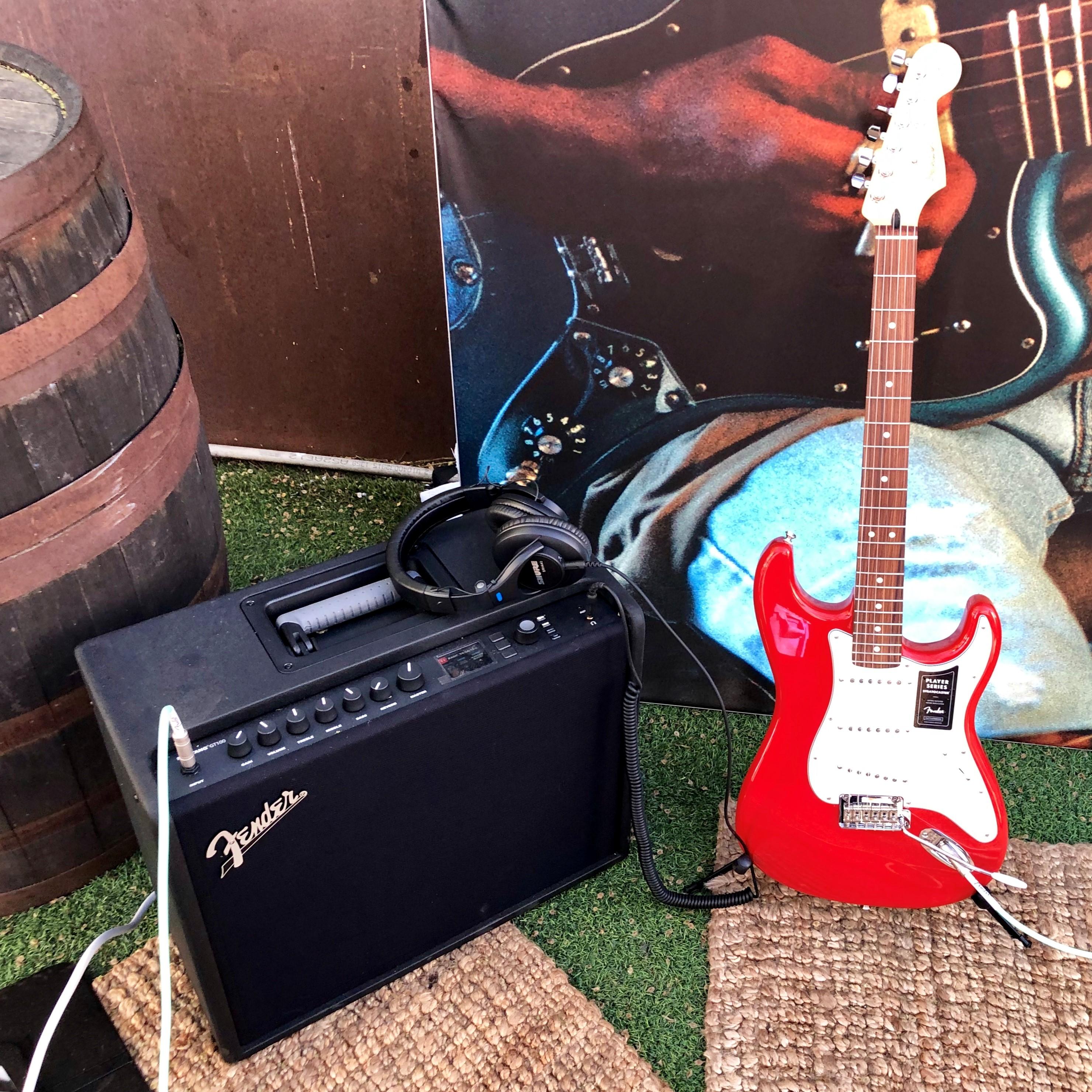 Fender Title