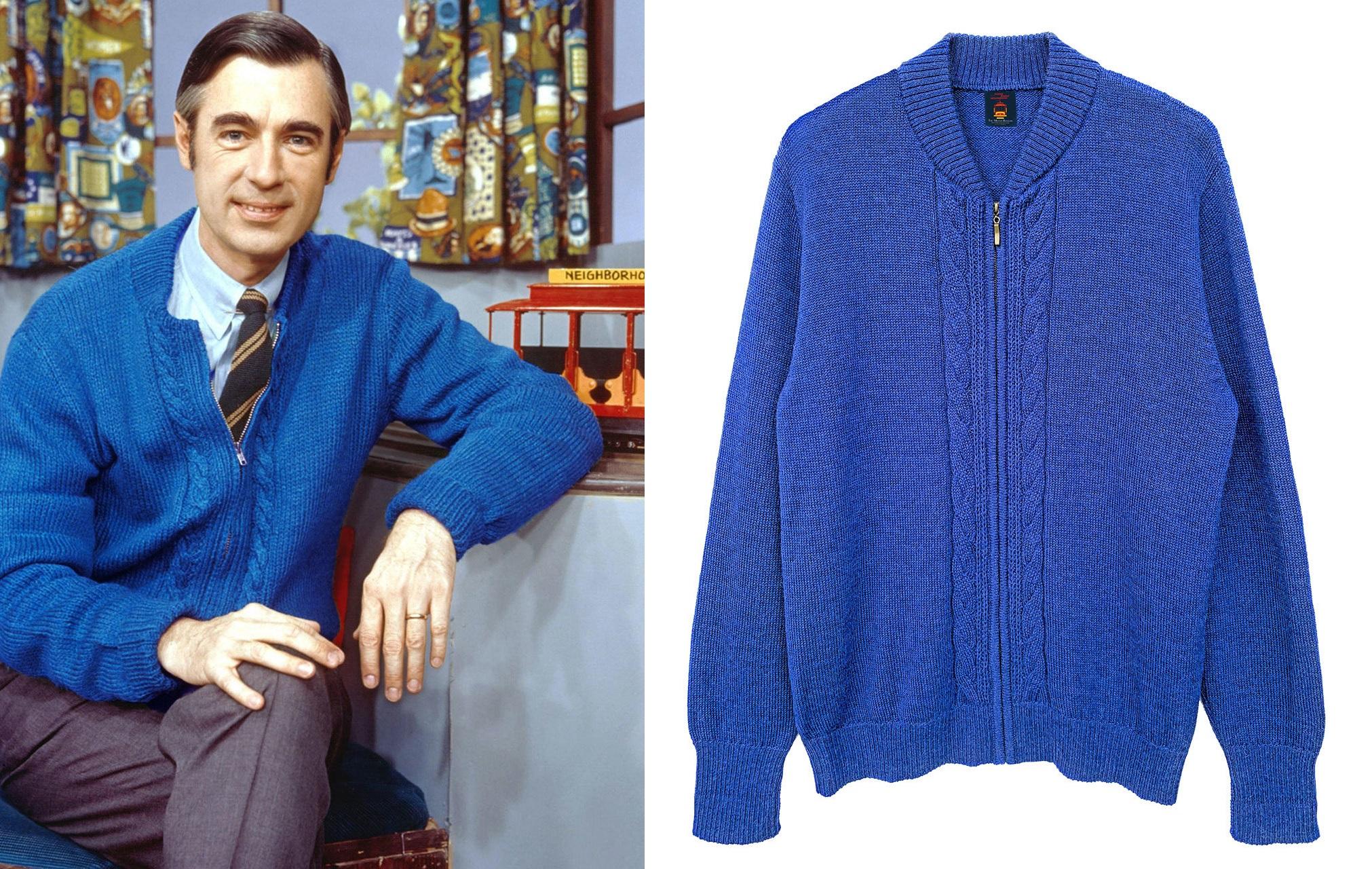 Mr.-Rogers-Blue-Sweater