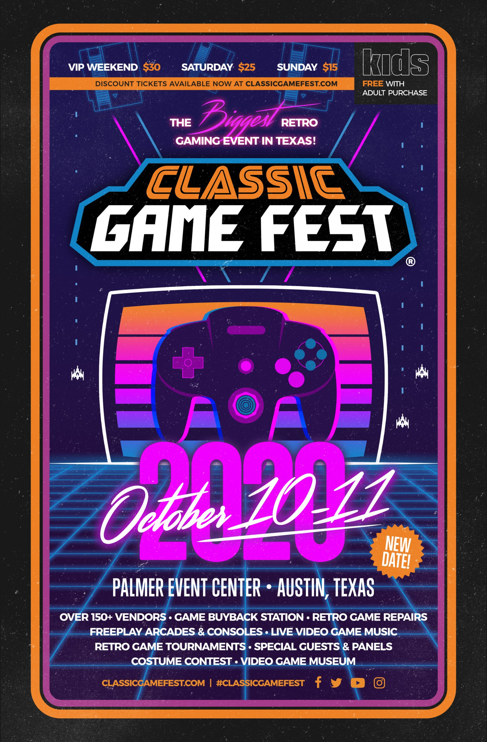 Classic Game Fest Feature