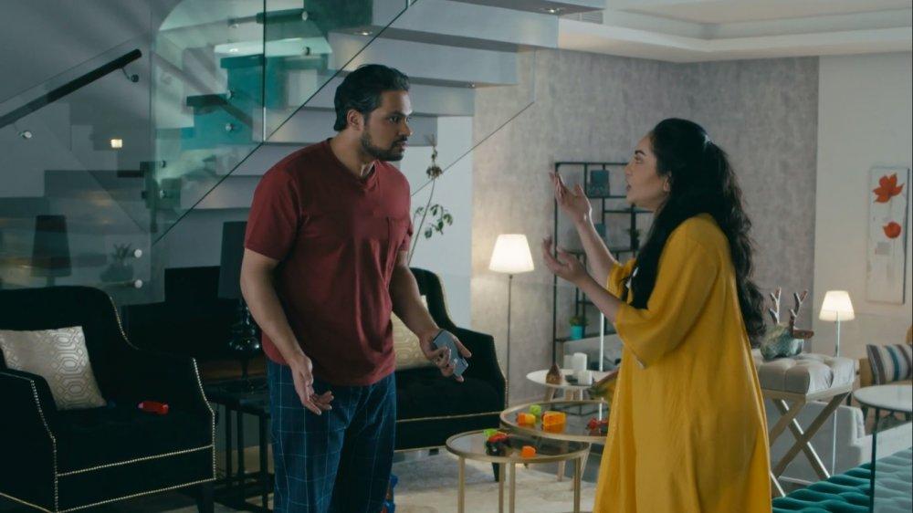 """الفنانة فوز الشطي في مسلسل """"جمان"""""""