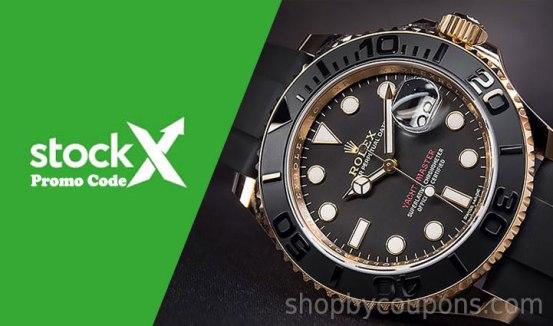 Stockx rolex Watches Store Discount Code 2020