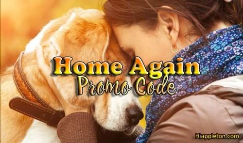 Home Again Promo Code 2020