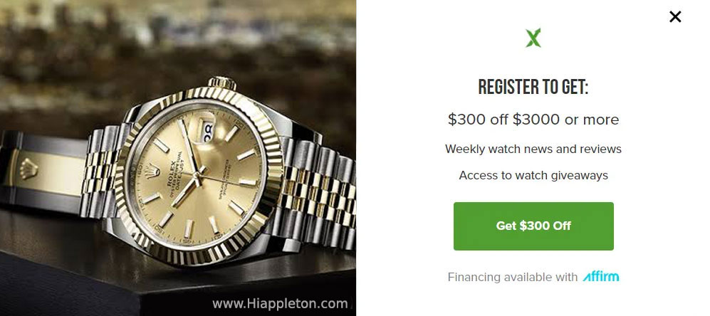Stockx Omega Watches Store Discount Code 2020