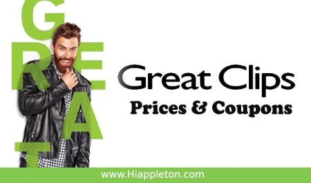 Great Clips Prices coupons