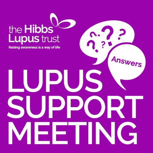 Lupus Support Meeting August 2016