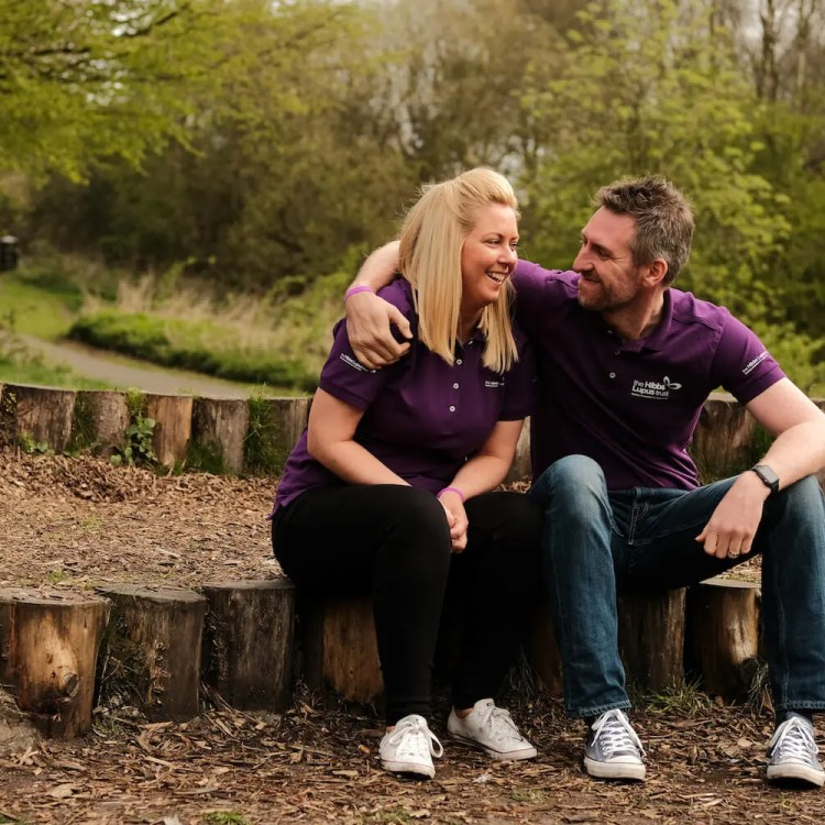 BROTHER CELEBRATES FUNDRAISING SUCCESS AFTER LAUNCHING LUPUS CHARITY FOR SISTER