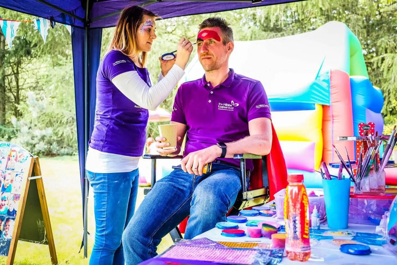 John Hibbs - The Hibbs Lupus Trust CEO