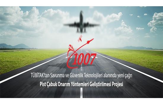 Tübitak Savunma ve Güvenlik Teknolojileri Alanında Yeni Çağrı