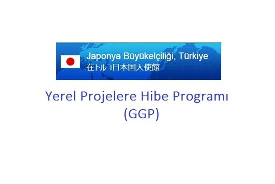 Japonya Yerel Projelere Hibe Programı