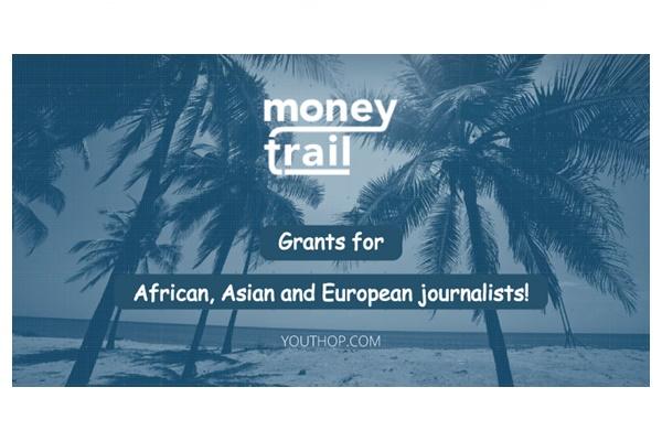 Afrika, Asya ve Avrupalı Gazeteciler için Hibe Programı