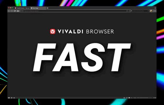 Vivaldi 3.7 lanzado con importantes mejoras en rendimiento
