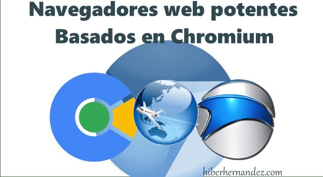 Comparativa personal de los navegadores web: SlimJet, SRWare Iron y Cent Browser
