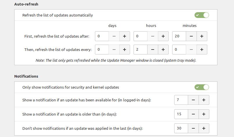 El nuevo sistema de notificaciones para las actualizaciones de Linux Mint es mucho mejor que las de Windows 10