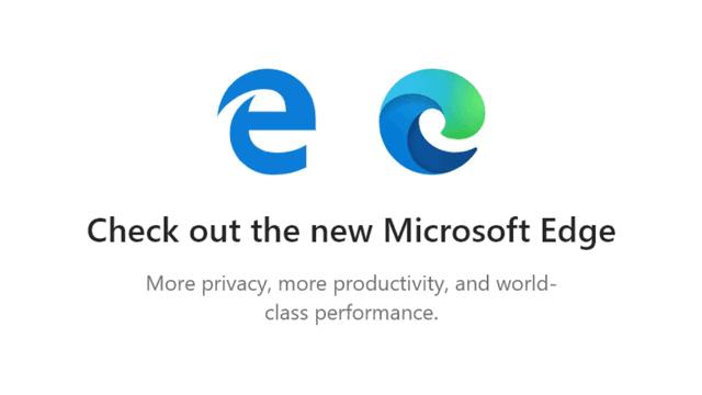 Las últimas actualizaciones acumulativas de Windows 10 eliminan oficialmente Microsoft Edge Legacy