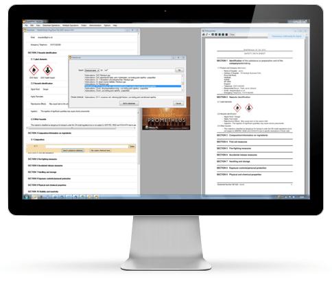 MSDS Software - Hibiscus SDS Management Software