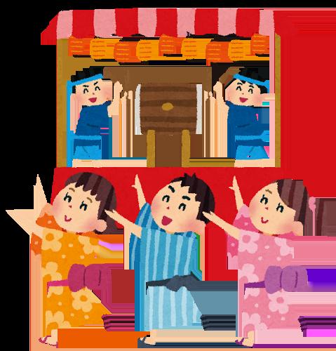 第16回日比谷公園丸の内音頭大盆踊り大会