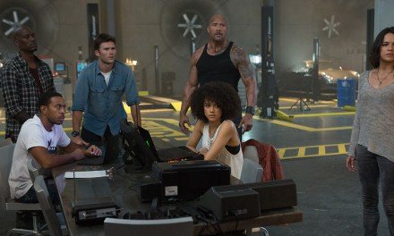 Anmeldelse: The Fate of the Furious