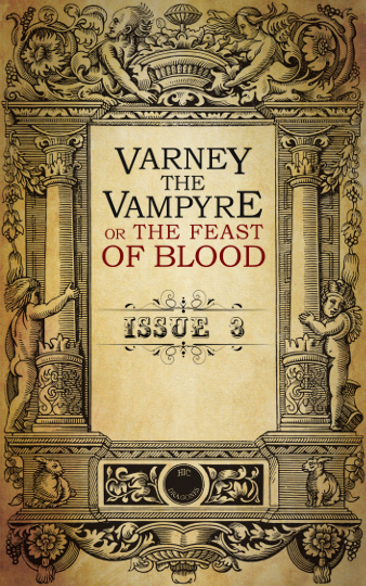 Varney the Vampyre Issue 3