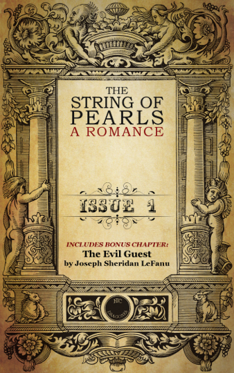 The String of Pearls Issue 1