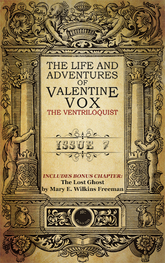 Valentine Vox - issue 7
