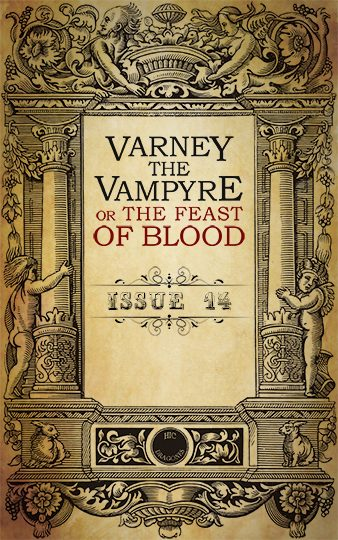 Varney the Vampyre - issue 14