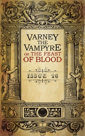 Varney the Vampyre - issue 16