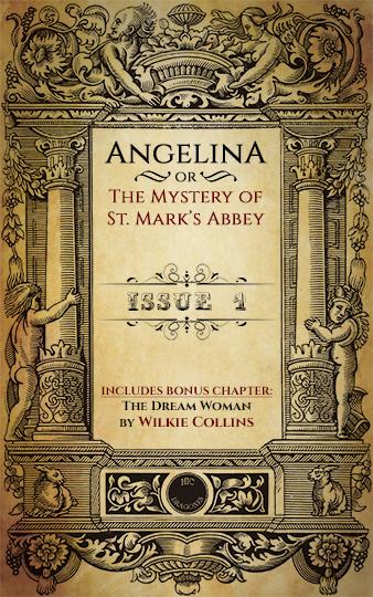 Angelina issue 1