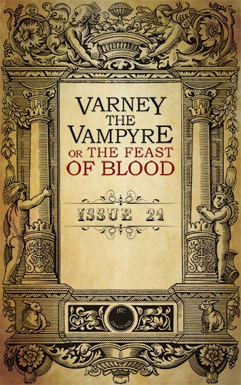 Varney the Vampyre - issue 21
