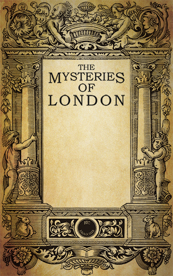 The Mysteries of London - full collection