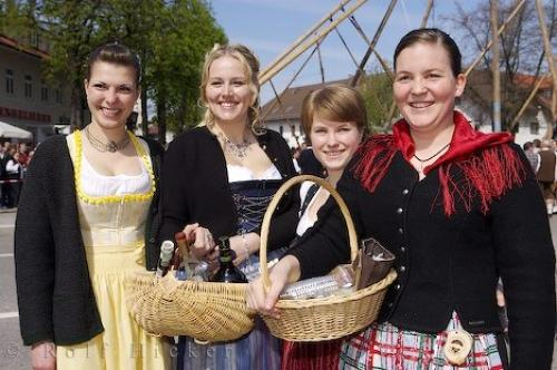 Picture of Traditional German Dirndls