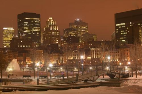 montreal winter