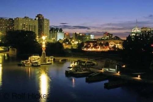 The Forks Winnipeg | Photo, Information