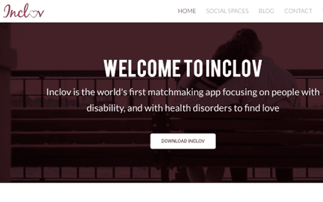 Excl: Matchmaking app Inclov to add algorithm to show compatible matches for users with different disabilities