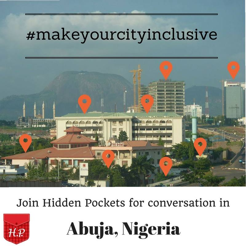 Abuja, Nigeria : Is it inclusive for women? #makeyourcityinclusive