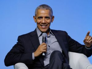 "Obama: women ""indisputably better"" leaders than men"