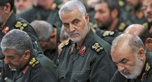 IRAN COMMANDER KILLED IN AIRSTRIKE AT BAGHDAD AIRPORT