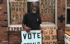Leading Black Trump Supporter, 60,  gunned down in drive-by shooting as cops probe 'political motive'
