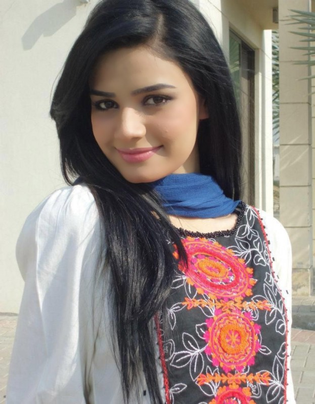Kiran Haq Pakistani actress